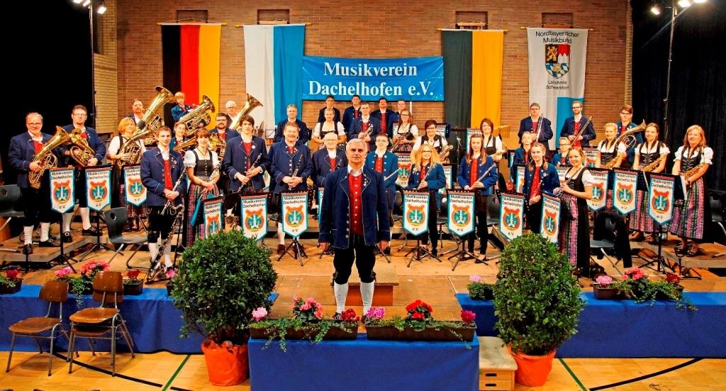 Bild vergrößern: Musikverein Dachelhofen