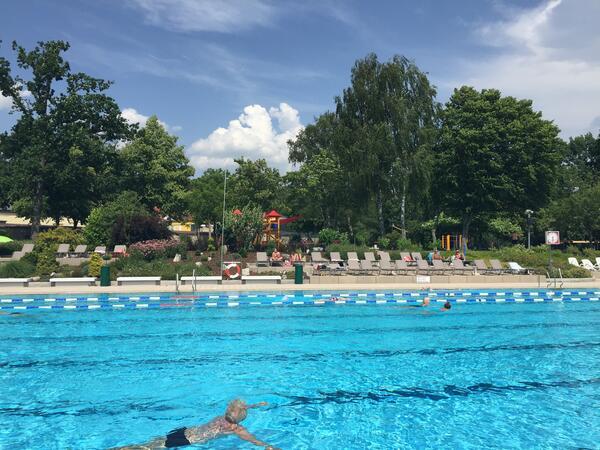 Das Schwandorfer Erlebnisbad eröffnet am 24. Juni 2020 um 9.00 Uhr