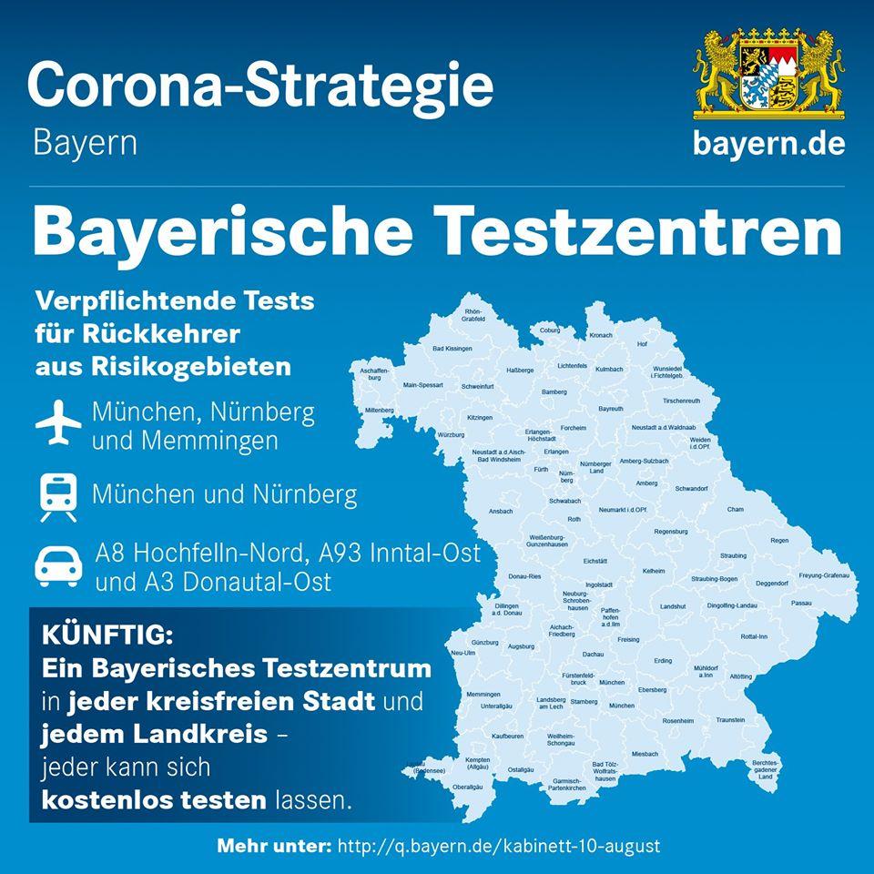 Bayern Gaststätten Corona
