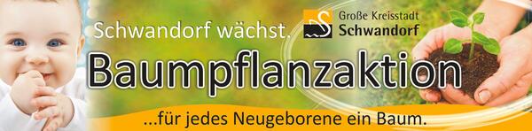 Baumpflanzaktion 2020