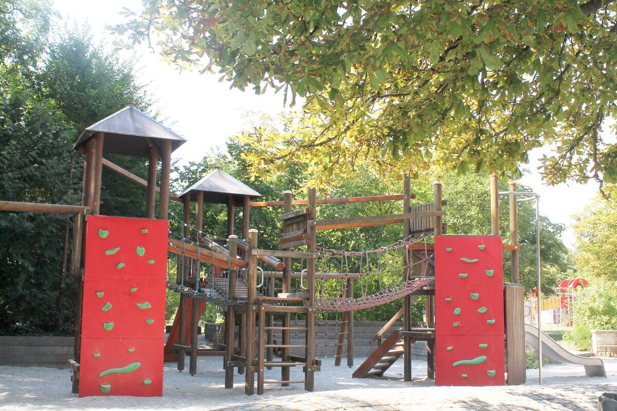 Stadtpark Schwandorf