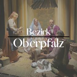 Bayerisch-böhmische Krippenausstellung - Bezirk Oberpfalz