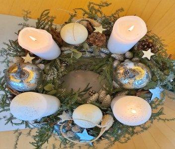 Christkind 3. Advent