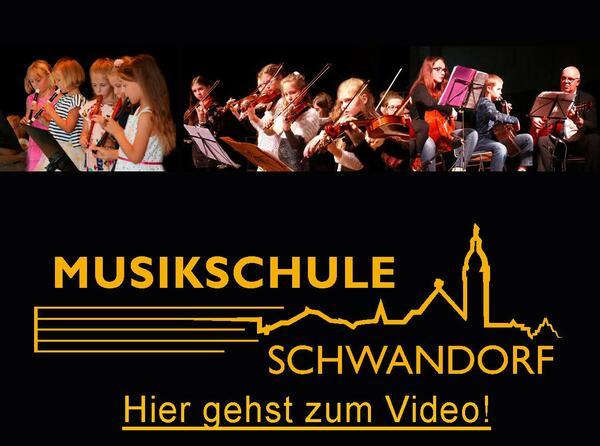 Ein musikalischer Adventskalender der Musikschule Schwandorf!