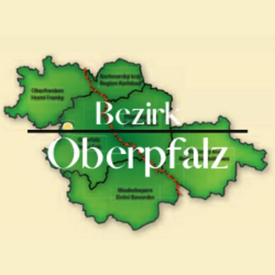 """Button zum Klicken """"Bezirk Oberpfalz"""""""