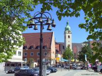 Bild vergrößern: Glockenspiel Marktplatz